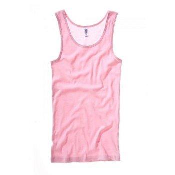 Bella+Canvas Ladies' Baby Rib Tank Top - Soft Pink - S