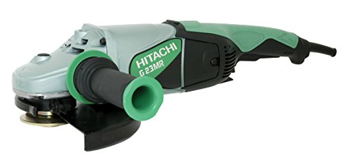 Hitachi G23MR 9-Inch IDI Disc Grinder (Discontinued by manufacturer)