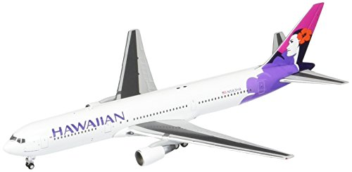 Gemini Jets Hawaiian B767-300ER Airplane Model (1:400 Scale) (Hawaiian Airlines Model compare prices)