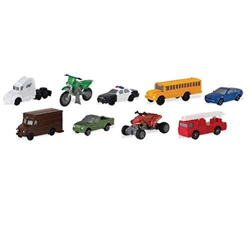Safari On The Road Vehicle Set Toob
