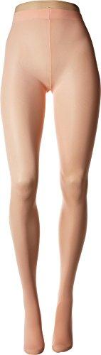Bloch Women's Contoursoft Adaptoe Tights Ballet Pink (Ballet Nylon Tights)