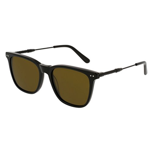 Sunglasses Bottega Veneta BV 0072 S- 001 BLACK / - Sunglasses Veneta Bottega