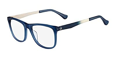 Calvin Klein Platinum CK5882 Eyeglasses 423 Sail Blue