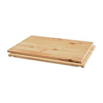 Ikea Set Di 2 Mensole In Legno Di Pino Trofast Amazonit Casa E