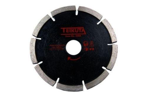 Teikuta Diamond Mortar Raking Disc 125mm Angle Grinder Disc 6.4mm thick 2966