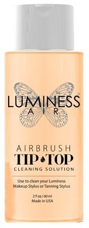 Luminess Air Makeup - Tip Top Airbrush Cleaning Solution - (2 oz / 60ml)
