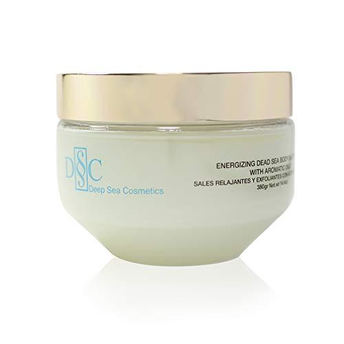 Deep Sea Cosmetics   Energizing Body Salt Scrub