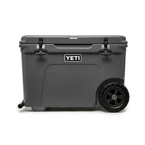 YETI Tundra Haul Portable Wheeled Cooler, Blue