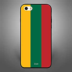 iPhone 5S Lithuania Flag