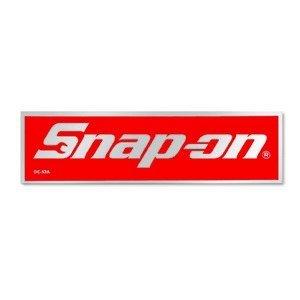 amazon com 3 x 1 snap on tools decal logo sticker automotive rh amazon com snap on logo svg snap on logo decal