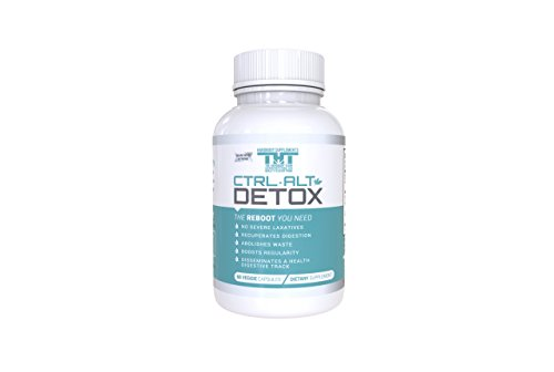 CTL-ALT-Detox (The Reboot)-The Most Effective Detox and Cleanse Product (Free Shipping Today)