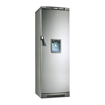 Electrolux EUFG 29800 X, 120 W, 50-60 Hz, 324 kWh/year, 41 Db, Plata, 1800 mm - Congelador: Amazon.es: Hogar