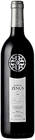 Puelles Zenus viñas viejas, caja de 6 botellas