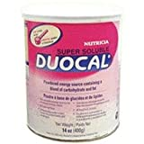 Nutricia North America Super Soluble Duocal 400g, Unflavored - 6 Ct.