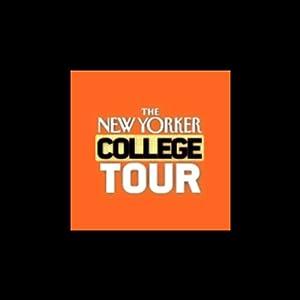 The New Yorker College Tour Speech