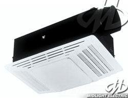 Broan-Nutone 657F Fan/Light Assembly and Grille, 100W Light, 70 CFM by Broan-NuTone B004AA4UHK