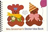 Mrs. Grossman's Design Lines Sticker Idea Book, Mary Clasen, 0910299005