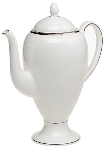 wedgwood sterling coffee pot - 1