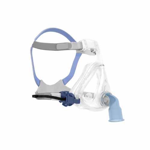 Resmed 62780 Non-Vented Quattro Air - Complete Mask, Medium
