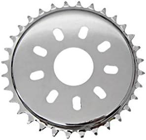 32 dientes Corona Trasera Bicicleta Motor Kit de repuesto parte ...
