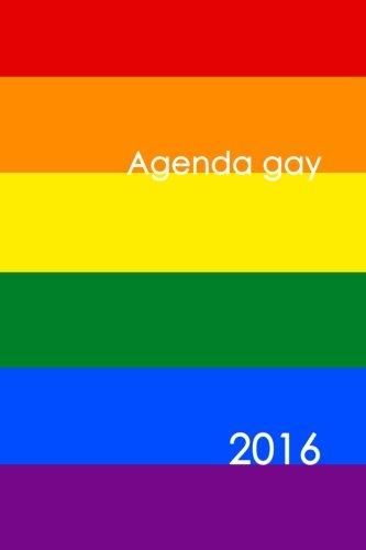 Agenda gay 2016 (Spanish Edition)
