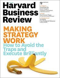 harvard business review magazine march 2015