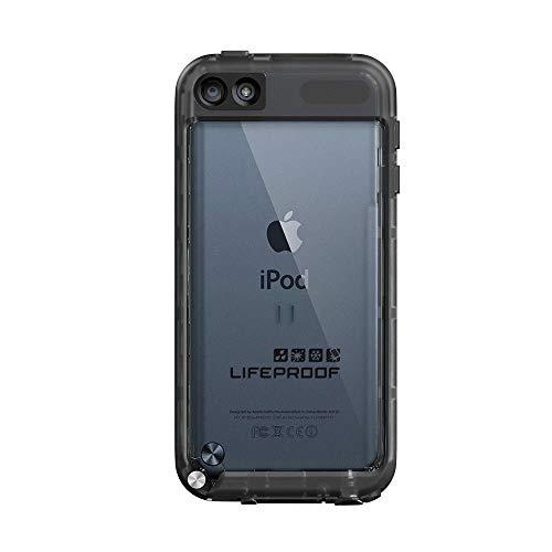 Lifeproof FRĒ SERIES Waterproof Case for iPod touch 5G/6G - (Black/Clear) (Renewed) (Lifeproof Ipod 4th Gen Case)
