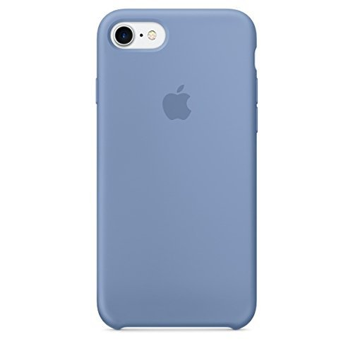 Apple Silicone Case for iPhone 7 - Azure (Certified Refurbished)