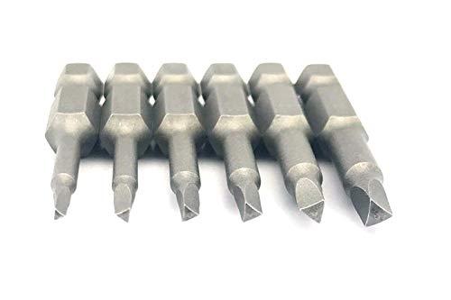 - Silverhill Tools ABSTR6 6pc Triangle Head Bit Set (Power Bit Style) TA14, TA18, TA20, TA23, TA27, TA30)