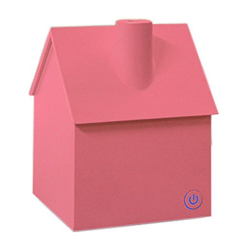 HOMEE Humidifier intelligent home quiet bedroom purification humidifier,Pink by HOMEE