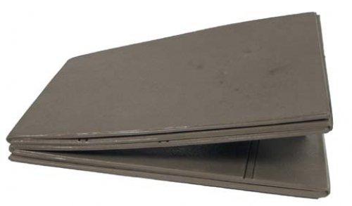 ORIGINAL BW ISOMATTE Iso-Matte Bodenmatte klappbar faltbar oliv Bundeswehr gebr.