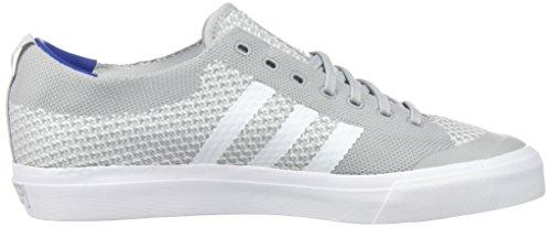 Adidas Original Mens Matchcourt Pk Skatesko Grå Två / Vit / Gummi