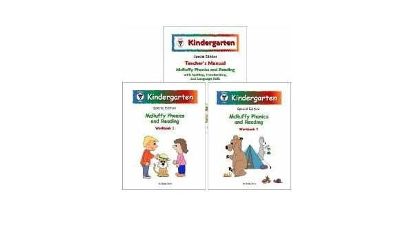 McRuffy Press Kindergarten SE Phonics and Reading Curriculum ...