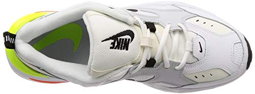 Fitness Multicolorepure Uomo white Nike 004 M2k Da sail Platinum black TeknoScarpe YWED9I2eH
