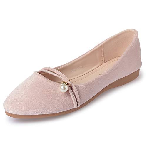 FLYRCX Primavera y otoño zapatos Planos zapatos de de la zapatos Planos la  Boca 8c8272 dd819fd4ac87