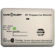 MTI Industries 20-441-P-WT Safe T Alert 20 Series Propane/LP Gas Alarm - White