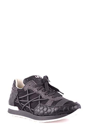 L4k3 Vrouwen Mcbi473005o Zwart Suède Sneakers