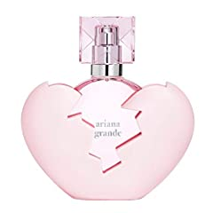 Optimistically outspoken. Playful yet cool. Introducing Thank U, Next Eau de Parfum by Ariana Grande. The ultimate fragrance for moving on and looking up. Thank U, Next bursts opens with juicy notes of sparkling white pear and wild raspberry ...