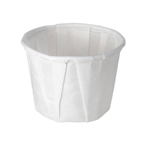 Solo 050-2050 0.5 Oz. Paper Souffle Cup (5000-Pack)