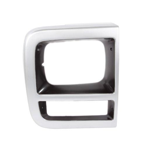 - CarPartsDepot 302-15332-02 Passenger Side Frame Head Light Lamp Door Bezel Right GM2513181