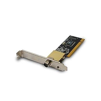 NPG 30E40TVDVBTPCI18 - Sintonizador PCI para recepción de TDT y radio digital en el PC: Amazon.es: Informática