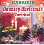 Karaoke: Country Christmas Favorites