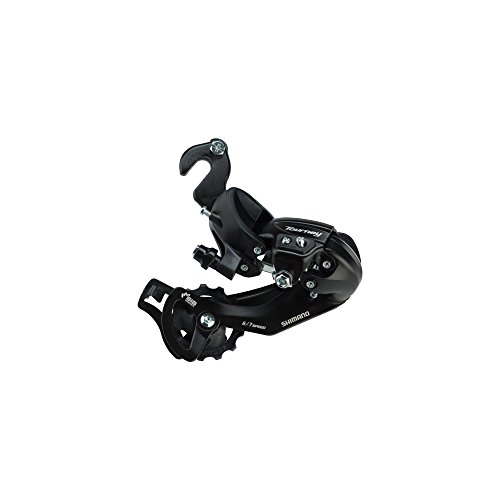 Shimano Tourney SGS 6/7-Speed Mountain Bicycle Rear Derailleur – RD-TY300-SGS ( 6/7-SPEED, W/RIVETED ADAPTER(BMX-TRACK))