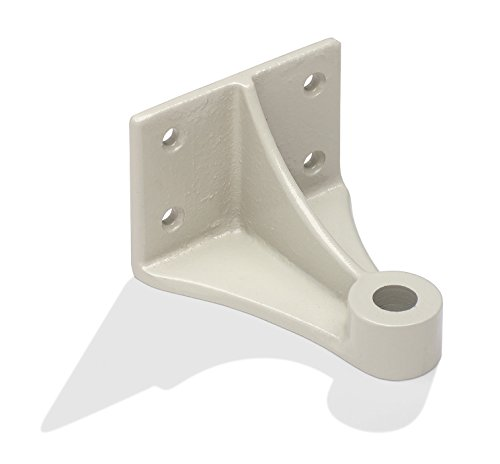 - OC White 11426 Permanent Wall Mount Base for All Proboom Elite and Junior Mic Booms (1/2