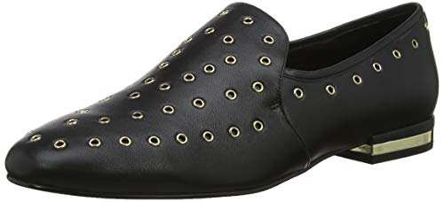 01 on Loafer Mocasines Negro Para Fashions Slip black Karen Millen Limited Mujer OTqPPF