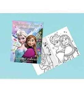 Amazon Disney Frozen Coloring Book Bulk 25x35 12 Retail