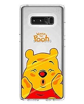 Todo Fundas Compatible con Samsung Galaxy, Disney Mickey Mouse Minnie Daisy Pato Donald Winnie The Pooh Stitch Dibujos Niños Carcasa Gel Silicona ...