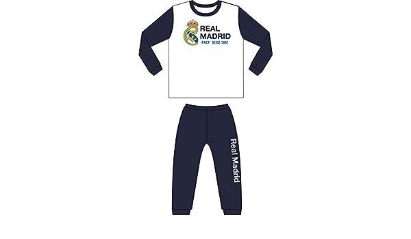 Pijama Real Madrid niño Invierno Terciopelo Tallas 6 a 16 (12)  Amazon.es   Ropa y accesorios d8bf765acd287