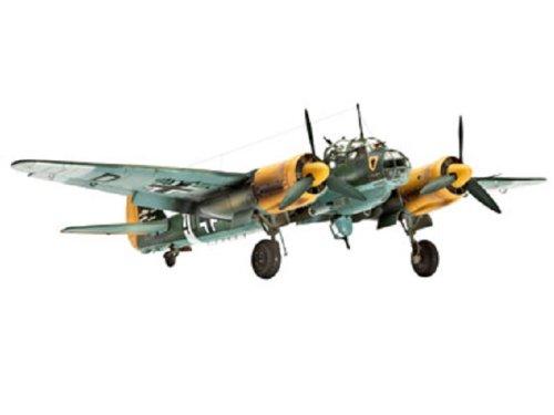 Revell of Germany Junkers Ju88 A-4 Bomber Plastic Model