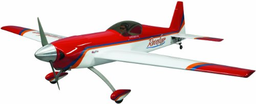 Price comparison product image Great Planes Giant Revolver 50cc Radio Controlled Gasoline Powered Almost-Ready-to-Fly Sport Airplane